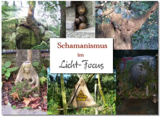 veranst schamanismus collage